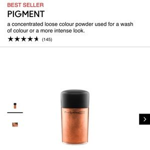 MAC Pigment - Copper